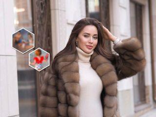 Это любовь: Анастасия Костенко с годовалой дочкой примерили милый family look на отдыхе