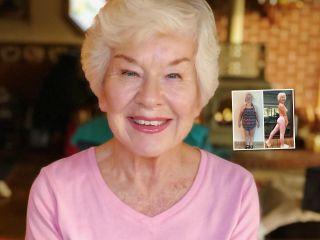 Это вдохновляет: 73-летняя женщина доказала, что возможно похудеть на 20 кг за полгода