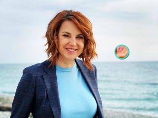 Маленькое счастье: Ирина Слуцкая впервые показала новорожденную дочь