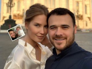 Рассекретил: Эмин Агаларов впервые показал лицо полугодовалой дочки