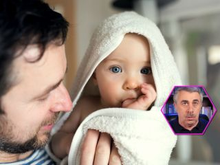 Доктор Комаровский подсказал, как привлечь папу к воспитанию ребенка и домашним делам