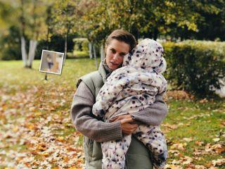 Редкий кадр: Дарья Мельникова показала новое фото с 11-месячным сыном