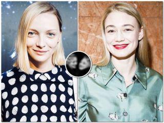 Не отличить: Екатерина Вилкова и Оксана Акиньшина выглядят как сестры в образах в стиле ретро