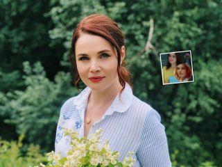 Как заморозилась: Екатерина Вуличенко показала свое фото, сделанное 17 лет назад