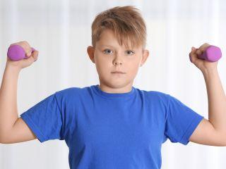 Как ребенку с лишним весом заниматься спортом? Рекомендует олимпийский чемпион