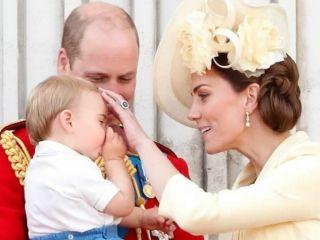 Коротко, но емко: Кейт Миддлтон назвала любимое слово своего младшего сына