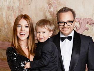 Раскрыл секрет: 4-летний сын Владимира Преснякова и Натальи Подольской сообщил, как назовет сестренку