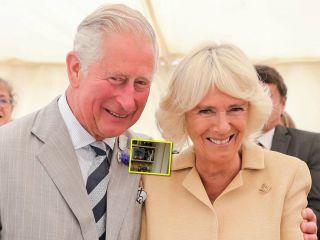 Вместо семейного портрета: мачеха принца Уильяма случайно показала, чем заменила фотографии близких