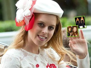 Огненные леди: принцесса Беатрис все больше становится похожей на свою мать