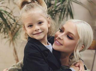 Алена Шишкова рассказала, как ее дочь называет младшего братика