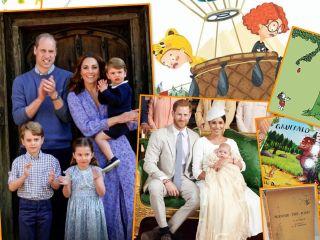 Зачитали до дыр: какие книги любят дети принца Уильяма и сын принца Гарри