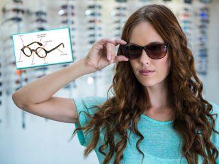 Стилист пояснил, как выбирать очки в зависимости от длины носа