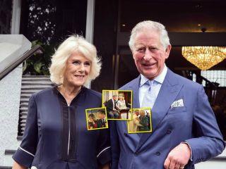 15 лет в браке: принцу Чарльзу с супругой подарили видео из снимков разных лет совместной жизни