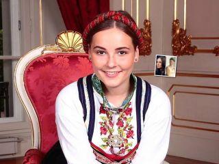 Сходство поражает: 16-летняя принцесса Норвегии стала копией своей бабушки-королевы
