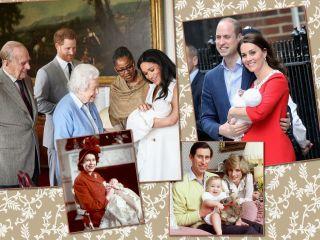 Первый подарок: что преподносят новорожденным в королевской семье