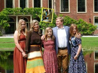 В королевской семье Нидерландов с давних времен используют необычный способ защиты детей от болезней