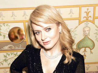 Рассекретила: Анна Михалкова впервые показала лицо 6-летней дочери