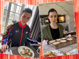 Хачапури, лобио, мчади: Тина Канделаки показала, как приготовить 3 самых известных грузинских блюда