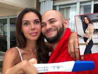 Настоящие чудеса: Оксана Самойлова рассказала о вещем сне, который приснился ей в начале беременности
