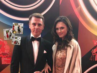 Маленькая звезда: Игорь Петренко впервые представил публике годовалую дочку