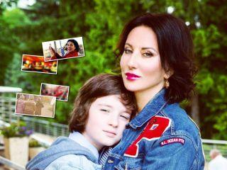 Видеоотчет: Алика Смехова показала кадры со дня рождения младшего сына