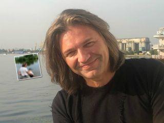 Мужской отдых: Дмитрий Маликов взял двухлетнего сына на рыбалку