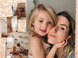 По-скандинавски: мама показала, как сделать очаровательную детскую комнату из доступных материалов