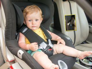 Ремень автокресла не убежит: мама нашла лайфхак для родителей-автомобилистов