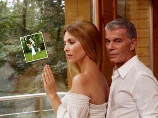 Из семейного альбома: супруга Олега Газманова показала детское фото с дочкой и сыном
