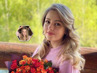 Быстро и без стилиста: Анна Михайловская показала, как сделать голливудские локоны на обычную плойку