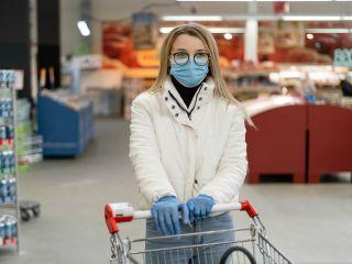 8 советов, как не заразиться коронавирусной инфекцией во время посещения магазина
