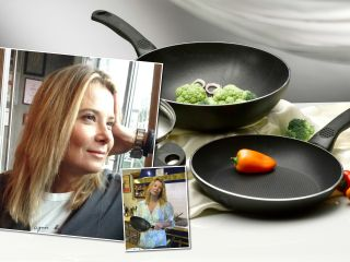 Инструкция по сковородам: в какой что готовить? Поясняет Юлия Высоцкая
