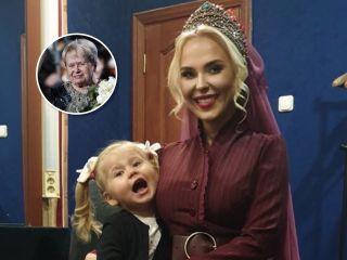 Вся в маму: дочь Пелагеи спела легендарную «Надежду» в честь юбилея Александры Пахмутовой