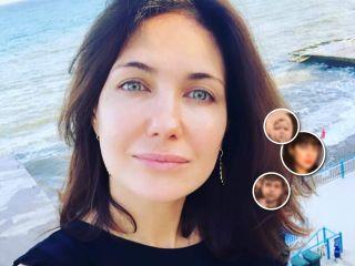 Трансформация: Екатерина Климова показала, как менялось ее лицо с рождения до наших дней