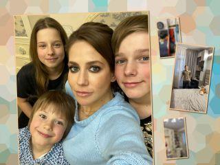 Со вкусом: Юлия Барановская показала детские комнаты всех наследников