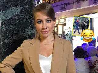 Лезгинка в воздухе: Юлия Барановская рассмешила поклонников веселым видео