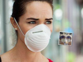 Чтобы было удобно: лайфхак для тех, кто часто носит защитную маску