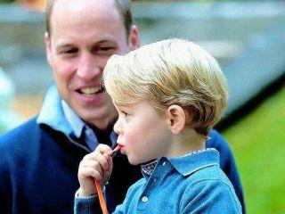 Неожиданно: принц Уильям рассказал о новом увлечении 6-летнего сына