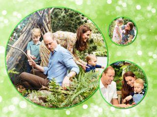 Секрет герцогини: во что играет Кейт Миддлтон с детьми