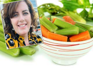 Молодая мама нашла способ хранить порезанные овощи, чтобы оставались свежими... месяц!