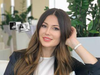 «Спасибо мужу за принцессу»: Ольга Ушакова опубликовала уникальные кадры с новорожденной дочерью