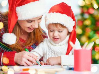 Совет дня: пишите письмо Деду Морозу с ребенком без фразы «веду себя хорошо»
