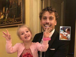 Серьёзная работа идёт: Максим Галкин показал новое увлечение дочери
