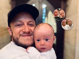 Отец повторил эмоции новорожденной дочери – и получилось очень смешно!