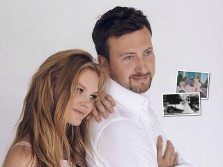 Будто один миг: Елена Кулецкая и её супруг отметили 5 лет в браке