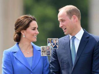 Королевские гены: на кого стали похожи подросшие дети Кембриджей