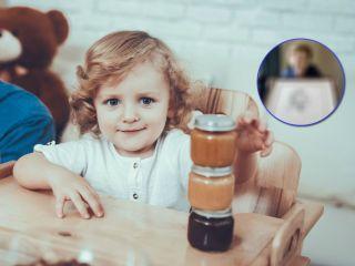 Все помнят ее младенцем: девочка с банки детского пюре отметила 93-й день рождения