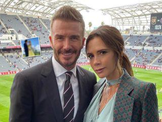 Родители благословили: Виктория Бекхэм показала нежный кадр с помолвки сына