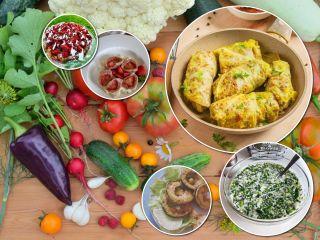 Кабачки в кляре, запеченные овощи с дымком и еще 5 лучших рецептов лета