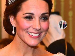 Королевский выход: Кейт Миддлтон повторила роскошный образ Грейс Келли